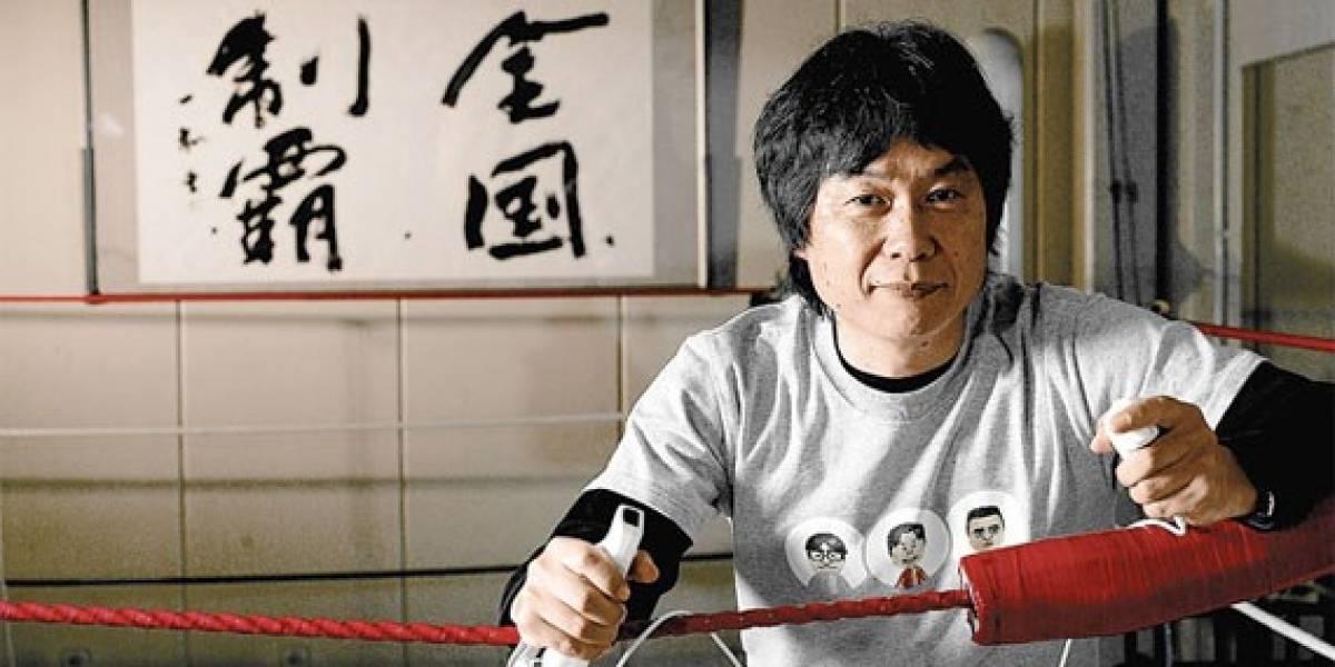 Miyamoto dice que en Nintendo no crean modas