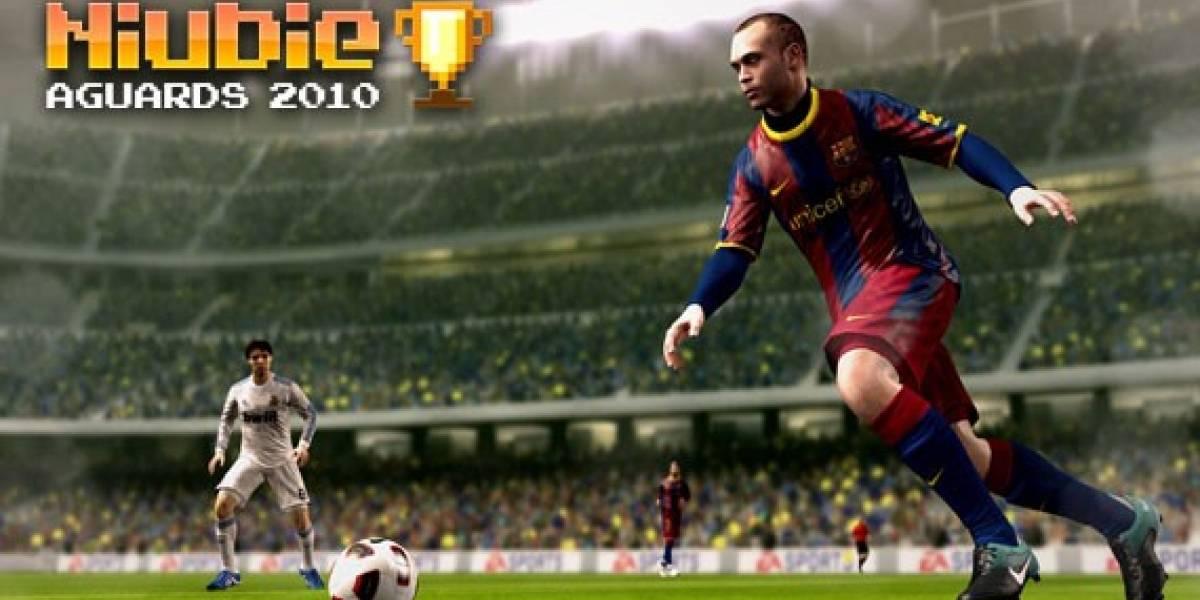 Mejor juego deportivo [NB Aguards 2010]
