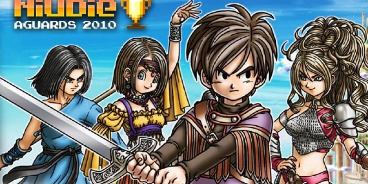 Mejor Juego de Nintendo DS [NB Aguards 2010]