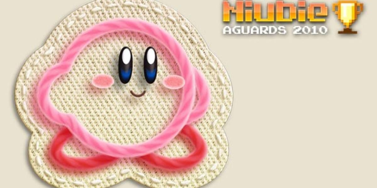 Mejor juego de Wii  [NB Aguards 2010]