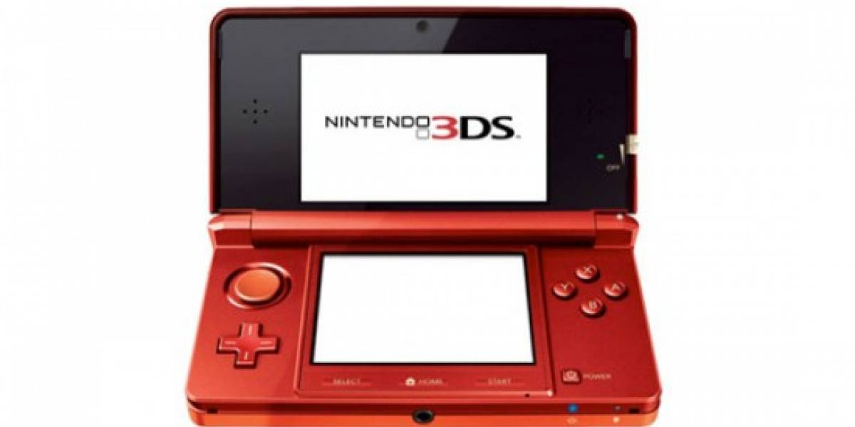 Nintendo 3DS ya tiene fecha de lanzamiento y lista de juegos