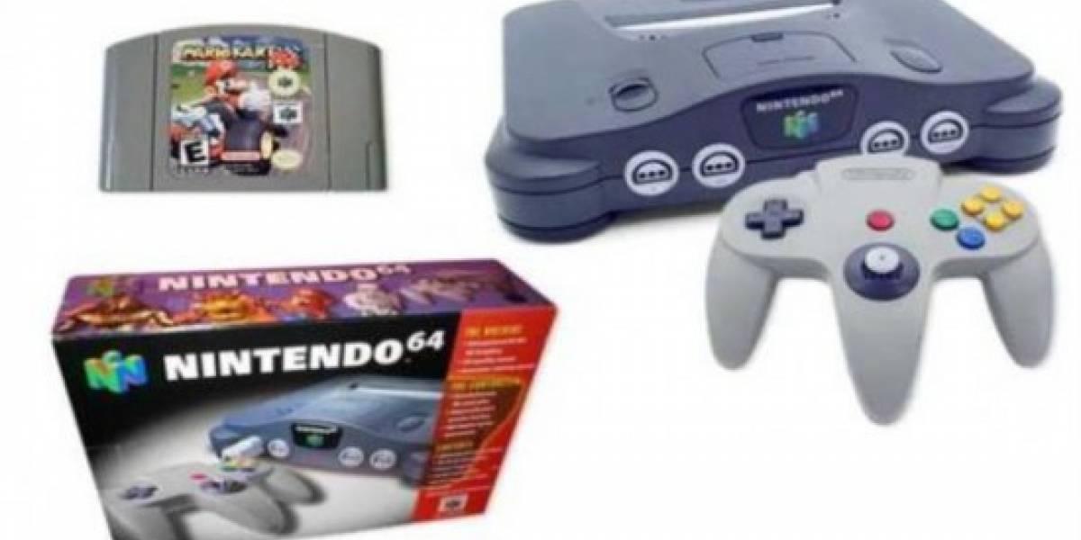 (188) Nintendo 64: La ultra consola