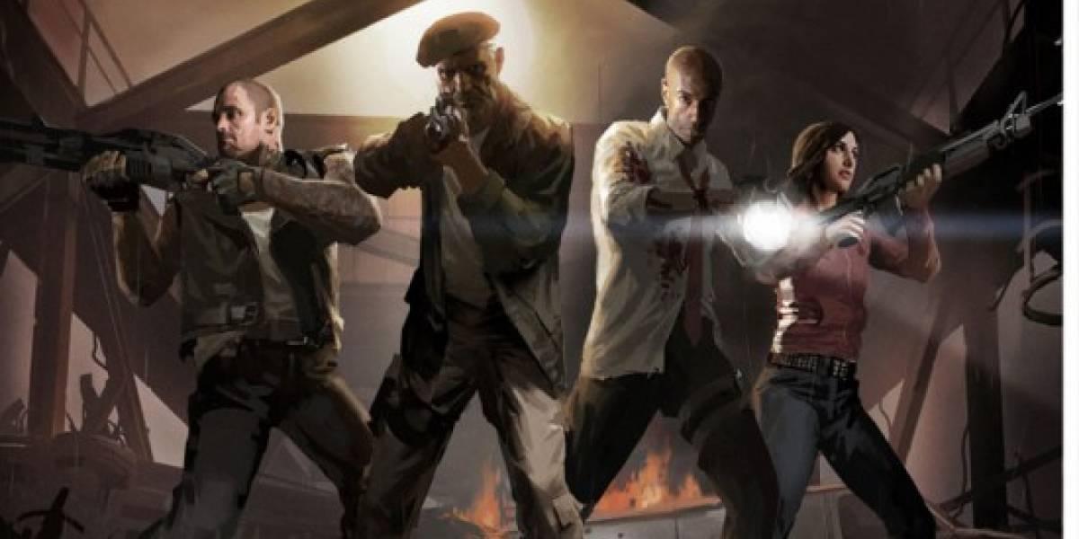 Left 4 Dead 2: The Sacrifice [NB Labs]