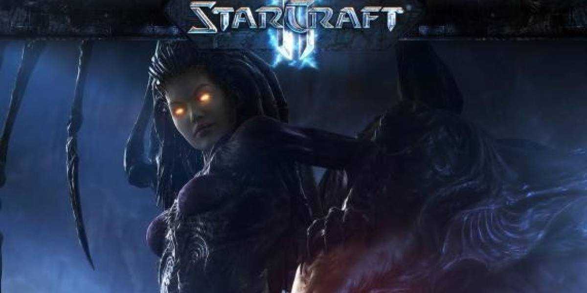 Sorteo Starcraft 2 en Niubie