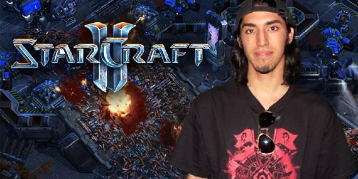 Niubie entrevista al campeón latinoamericano de StarCraft II