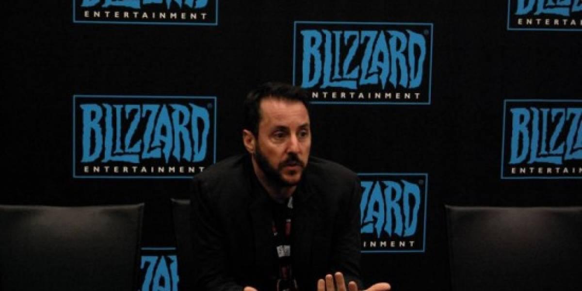 NB Interviú: Steve Huot, director de operaciones para Latinoamérica, Blizzard [BlizzCon 10]