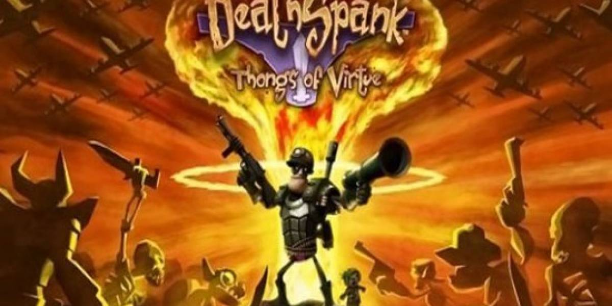 DeathSpank: Thongs of Virtue [NB Labs]