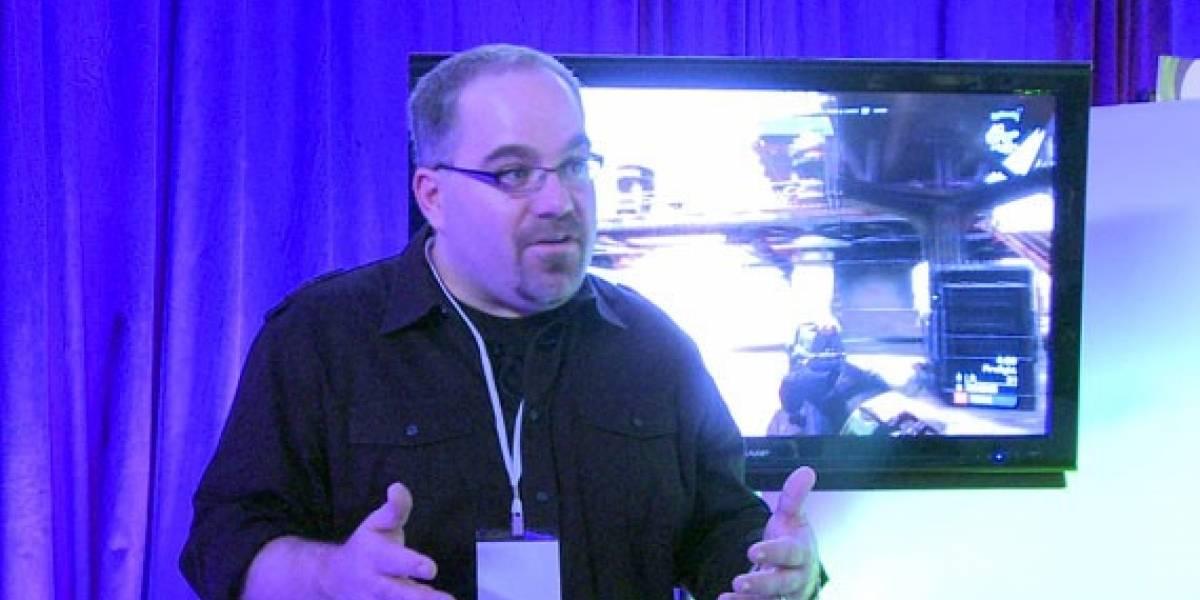 Kevin Unangst nos platica de Kinect y el futuro del PC [NB Interviú]