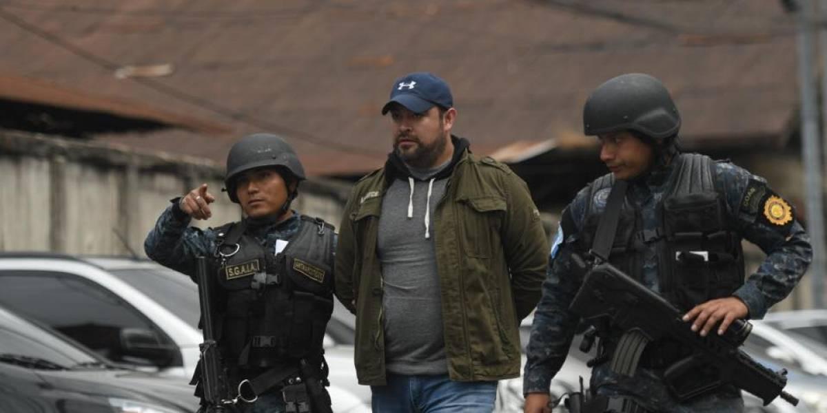 Detenidos en operativo de MP y CICIG son enviados a Mariscal Zavala