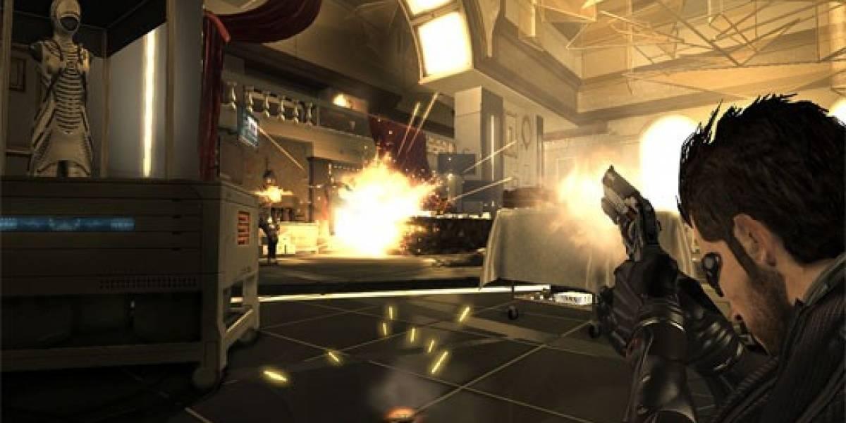 Square Enix retrasa Deus Ex: Human Revolution