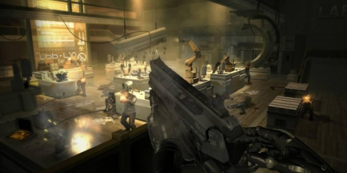 Nuevo trailer de Deus Ex: Human Revolution muestra las diferentes opciones de juego