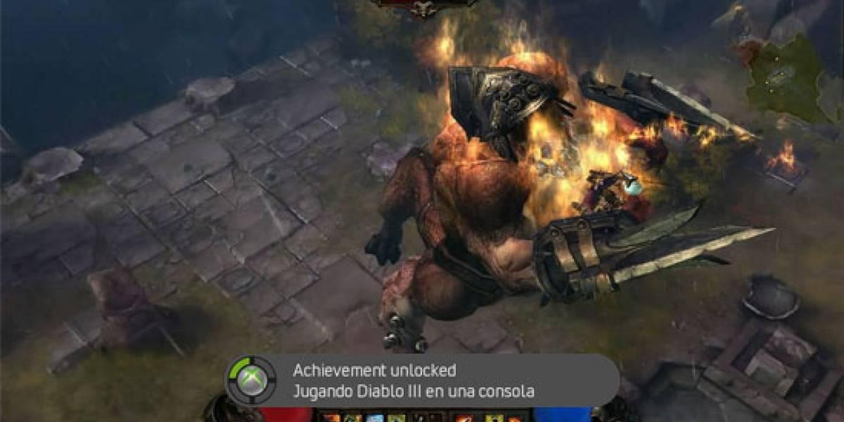 Según Blizzard, Diablo III es posible en consolas