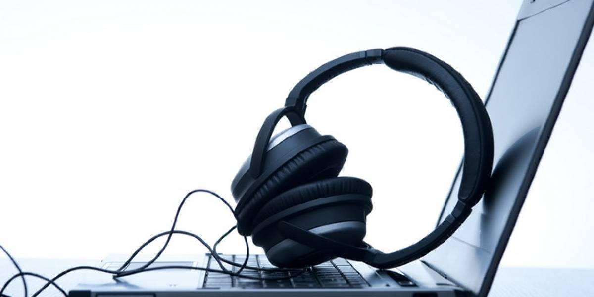 La piratería de música en línea palidece en comparación al intercambio físico