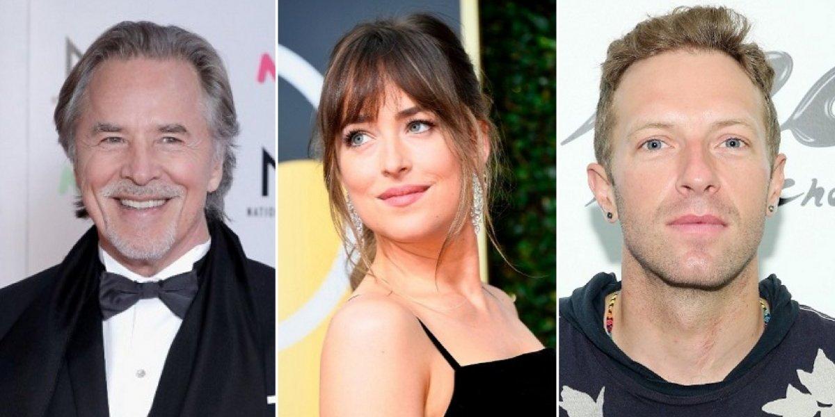 Pai de Dakota Johnson fala sobre boato de namoro com Chris Martin, do Coldplay