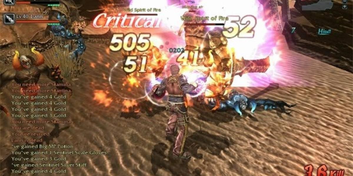 Divine Souls podría ser el primer juego de PC con soporte para Kinect