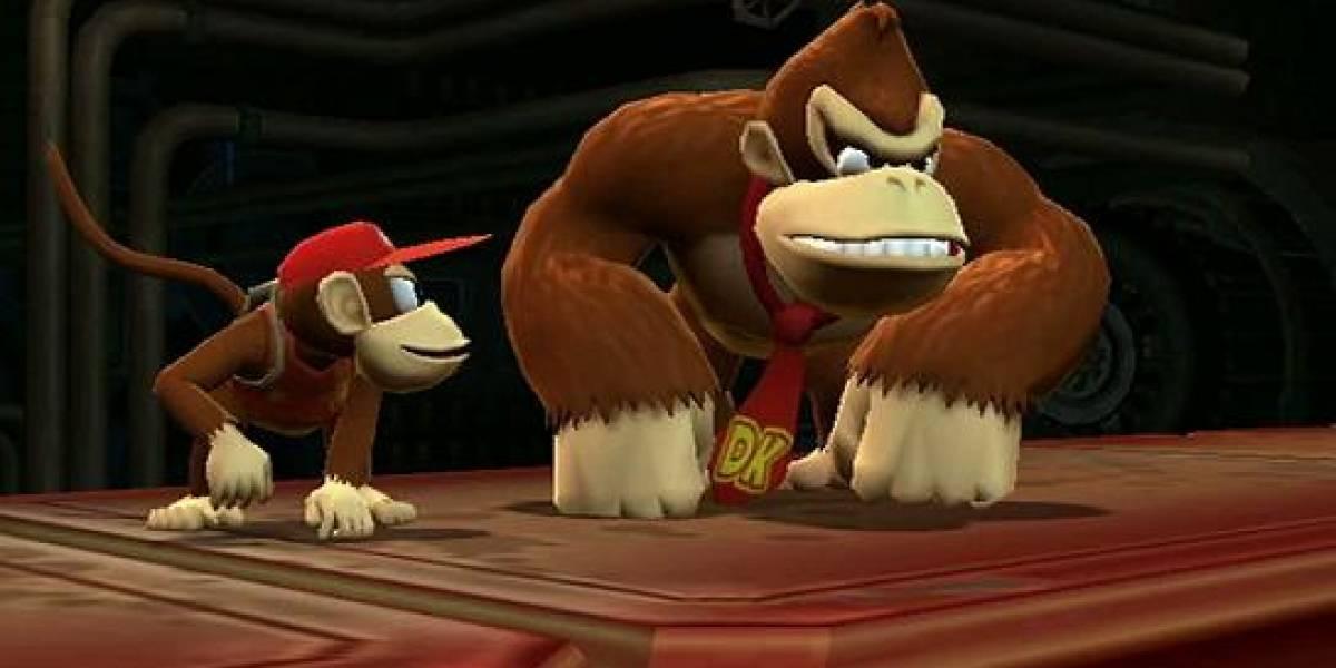 Nintendo no tiene en sus planes un nuevo Donkey Kong Country Returns