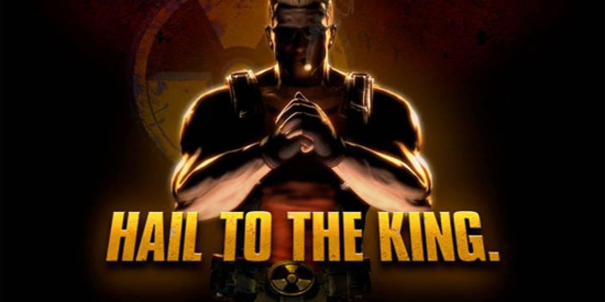 Por fin, Duke Nukem Forever en acción