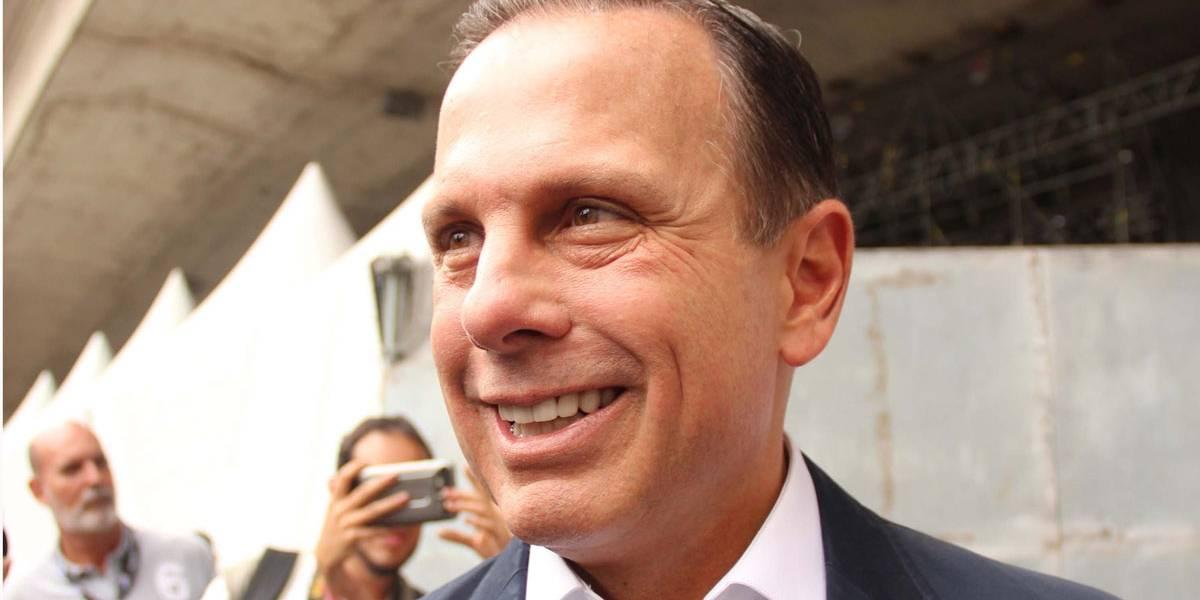 João Doria recebe doação de anúncio em rede de cinemas da capital