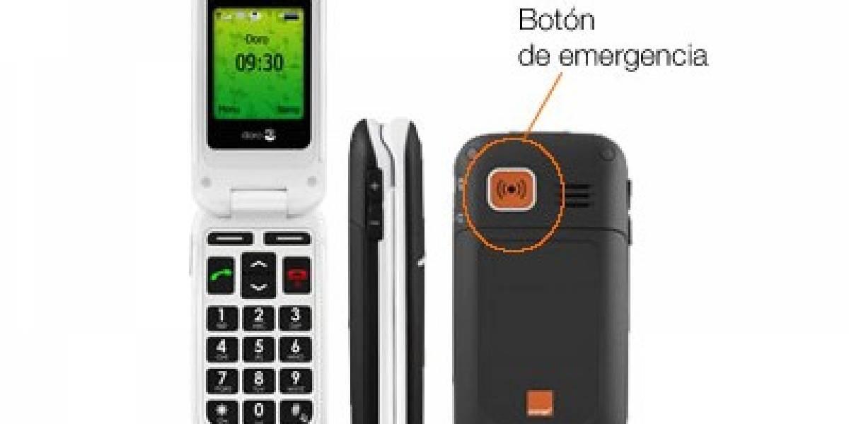 España: Orange lanza Doro, otro móvil pensado para mayores