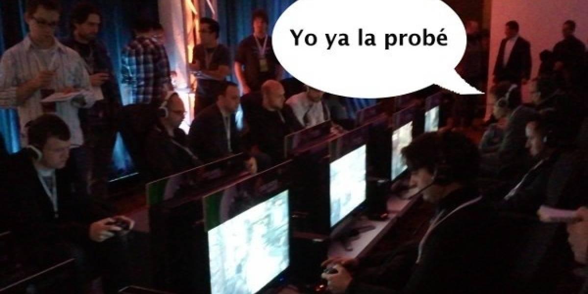 La beta de Gears of War 3 ya tiene fecha