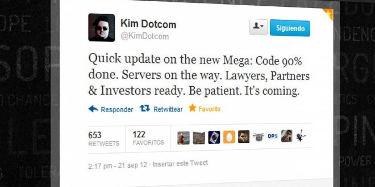 El 90% del código del nuevo Megaupload estaría listo, según Dotcom