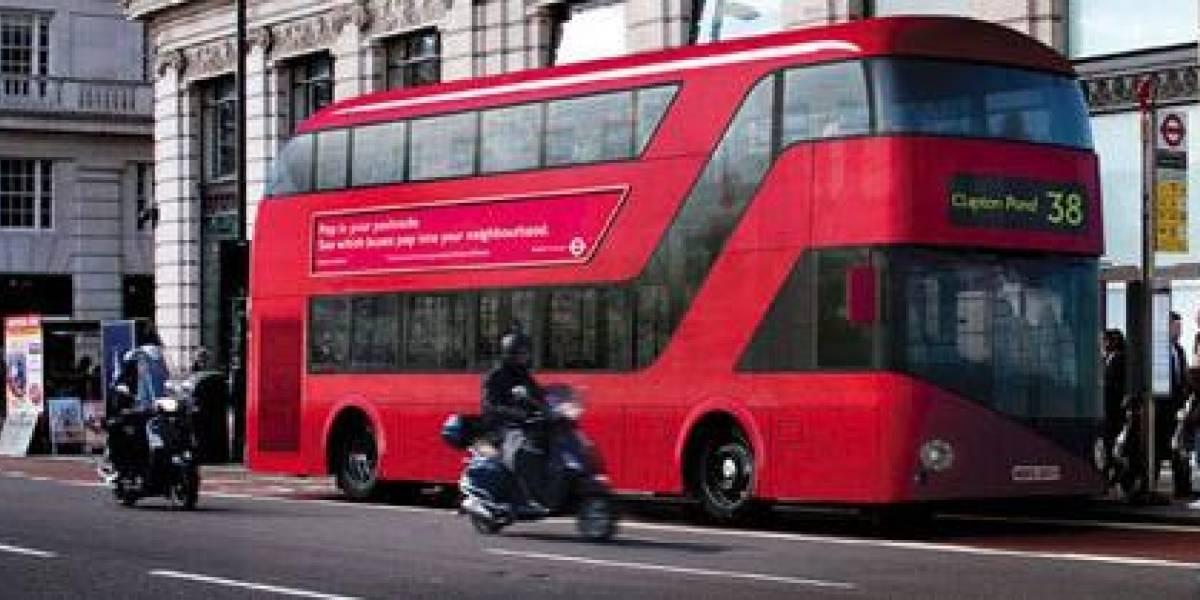 Nuevos buses ecológicos llegarán a Londres en 2012