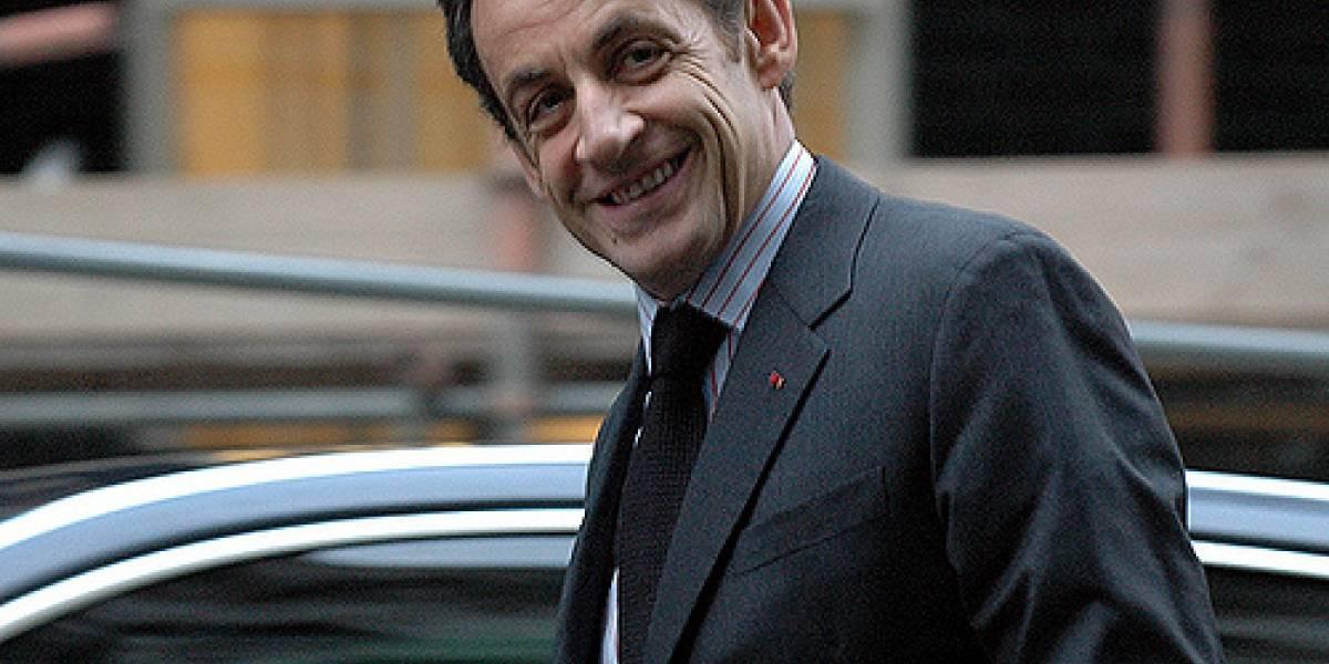 Suplantan la identidad de Sarkozy en Facebook