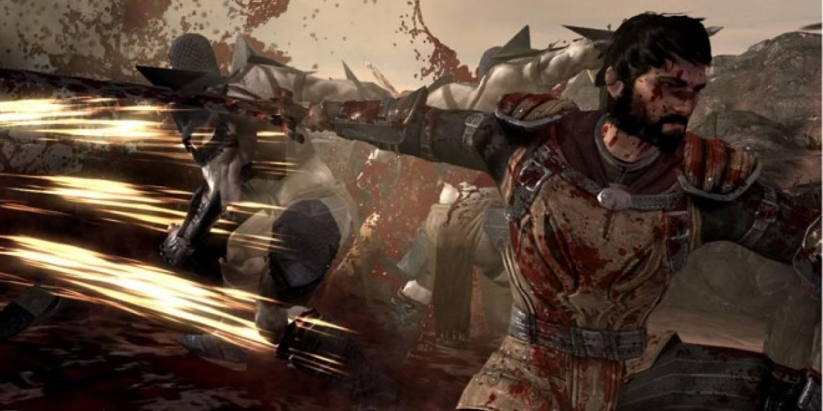 Demo de Dragon Age II, para el 22 de Febrero