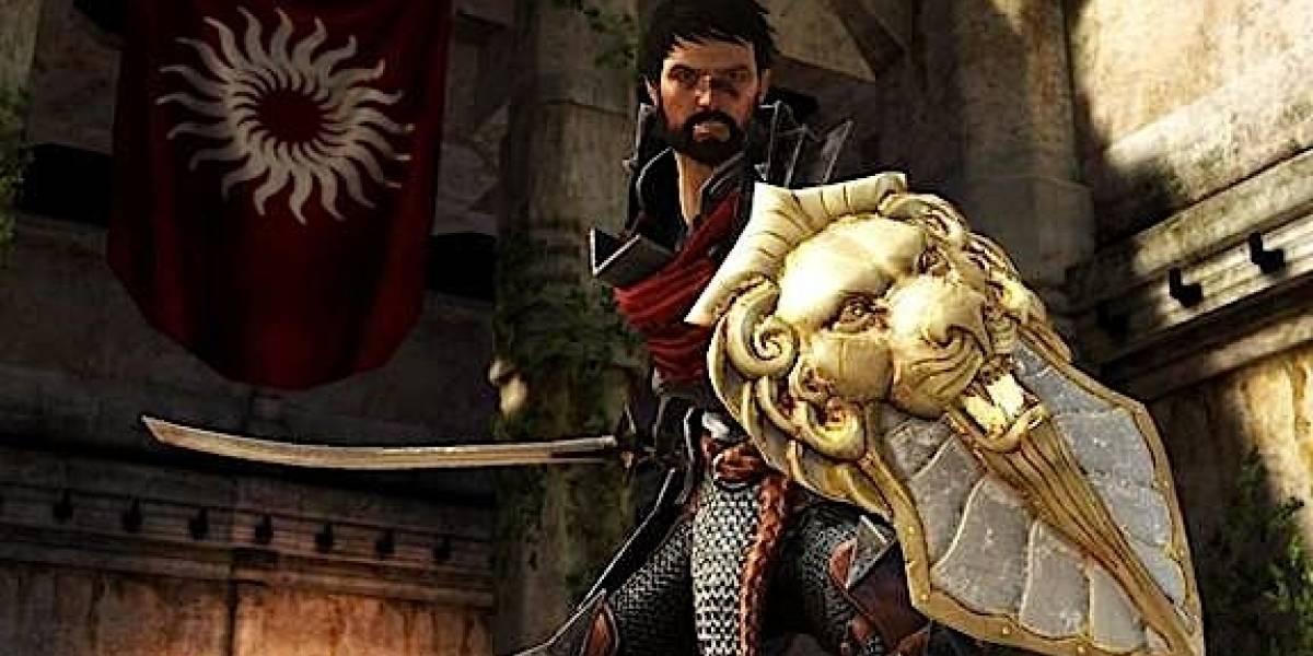 DLC extra para quienes pre ordenen Dragon Age II y lo compren original