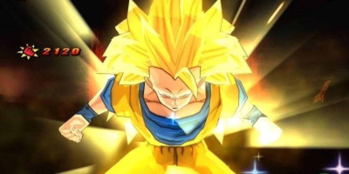 Dragon Ball Z: Budokai Tenkaichi 2 llegará a Wii en marzo de 2007