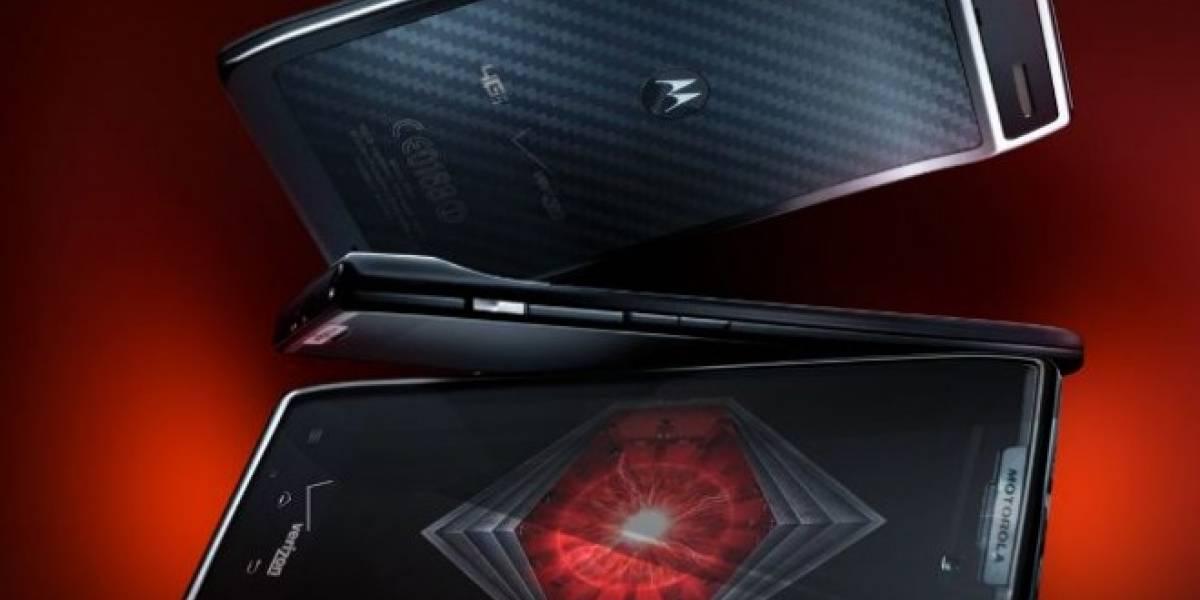 Se filtra el nuevo Motorola Droid RAZR