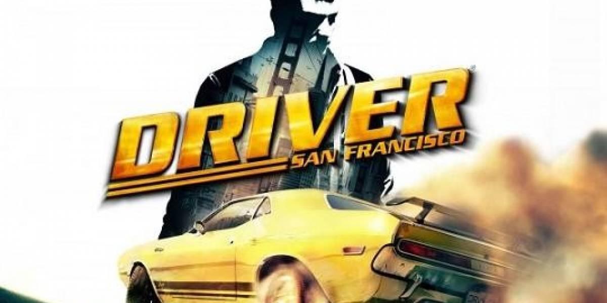 Retrasan lanzamiento de Driver: San Francisco y Ghost Recon: Future Soldier