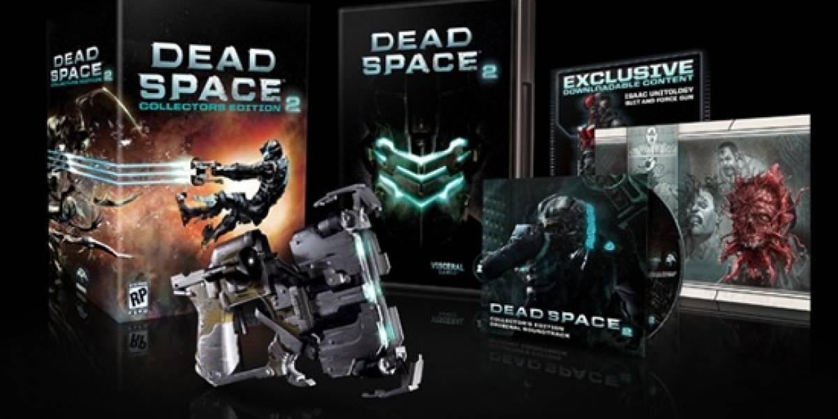 Edición de colección de Dead Space 2 para PS3