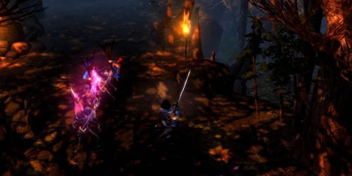 Trailer de Dungeon Siege III presenta a Lucas Montbarron