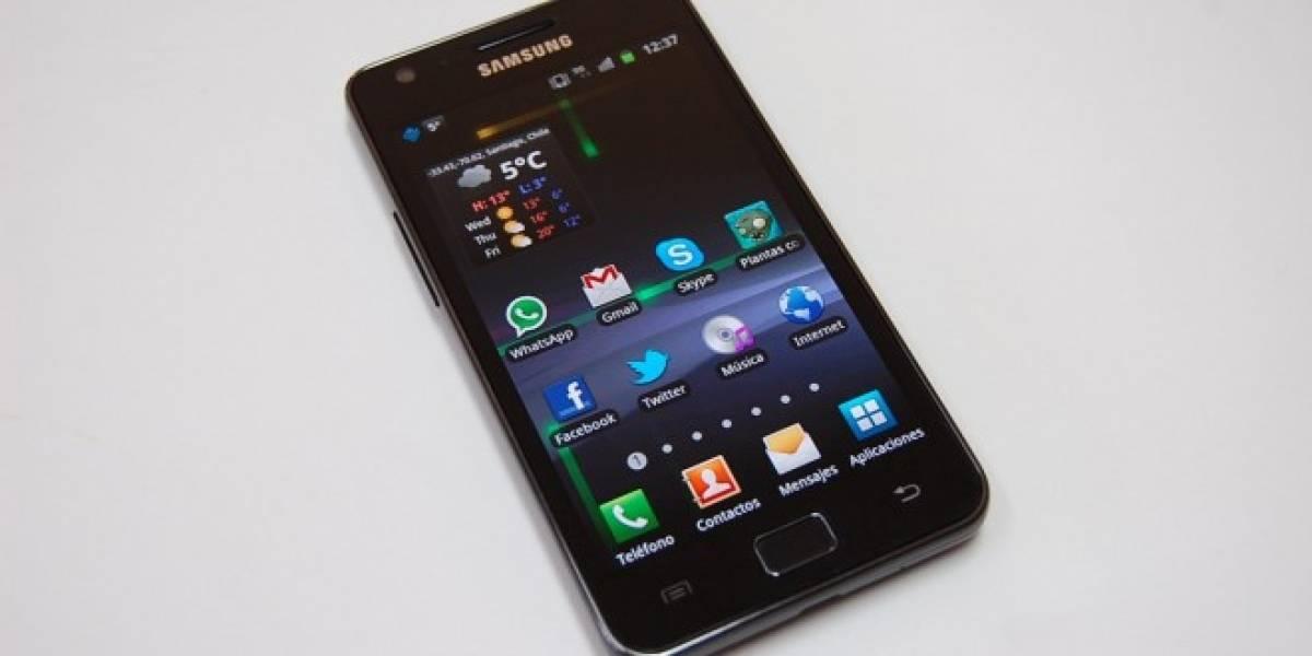 Samsung ya ha vendido 5 millones de unidades del Galaxy S II en 85 días