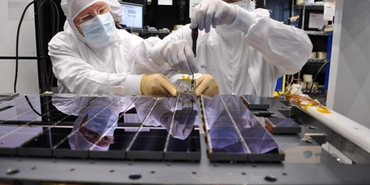 La Agencia Espacial Europea construirá una cámara digital gigante de mil millones de píxeles