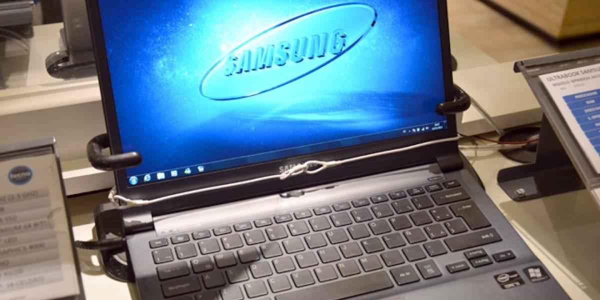 Samsung Series 9 - NP900X3C a primera vista