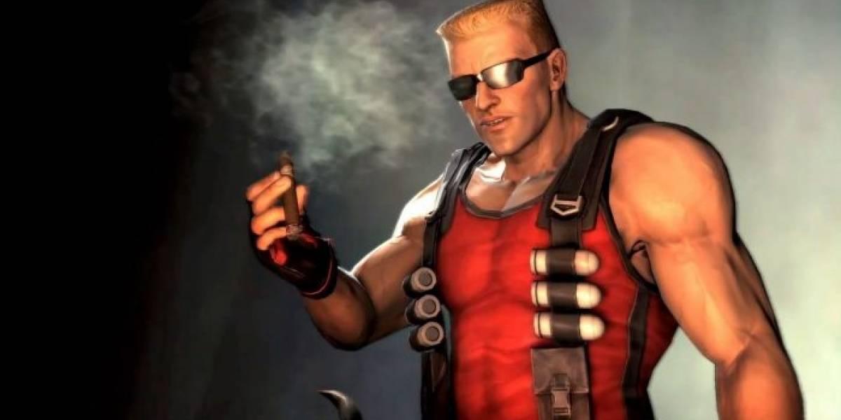 John Cena podría interpretar a Duke Nukem en adaptación cinematográfica