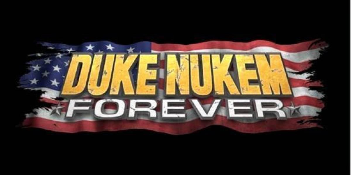 Duke Nukem Forever se dejó ver en Londres
