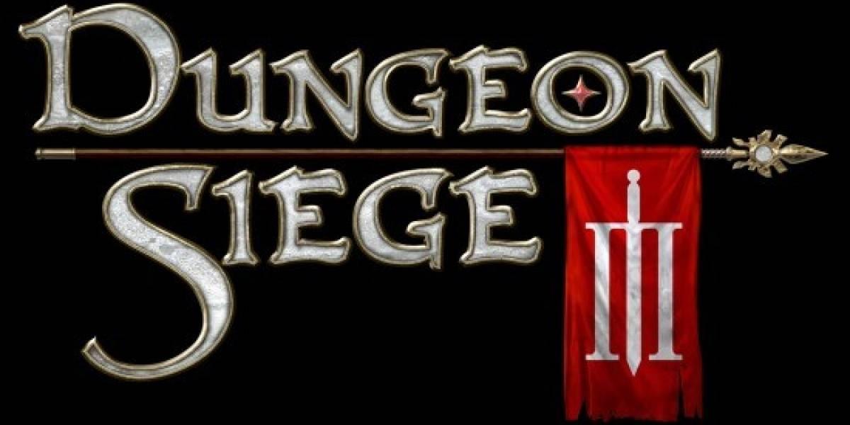 Dungeon Siege III llegará a América y Europa en Mayo