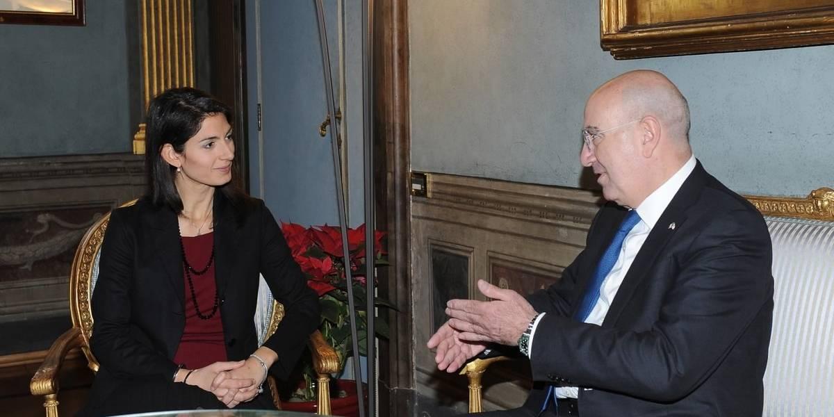 Embajada de México en Italia atenta a posibles connacionales afectados por accidente de tren