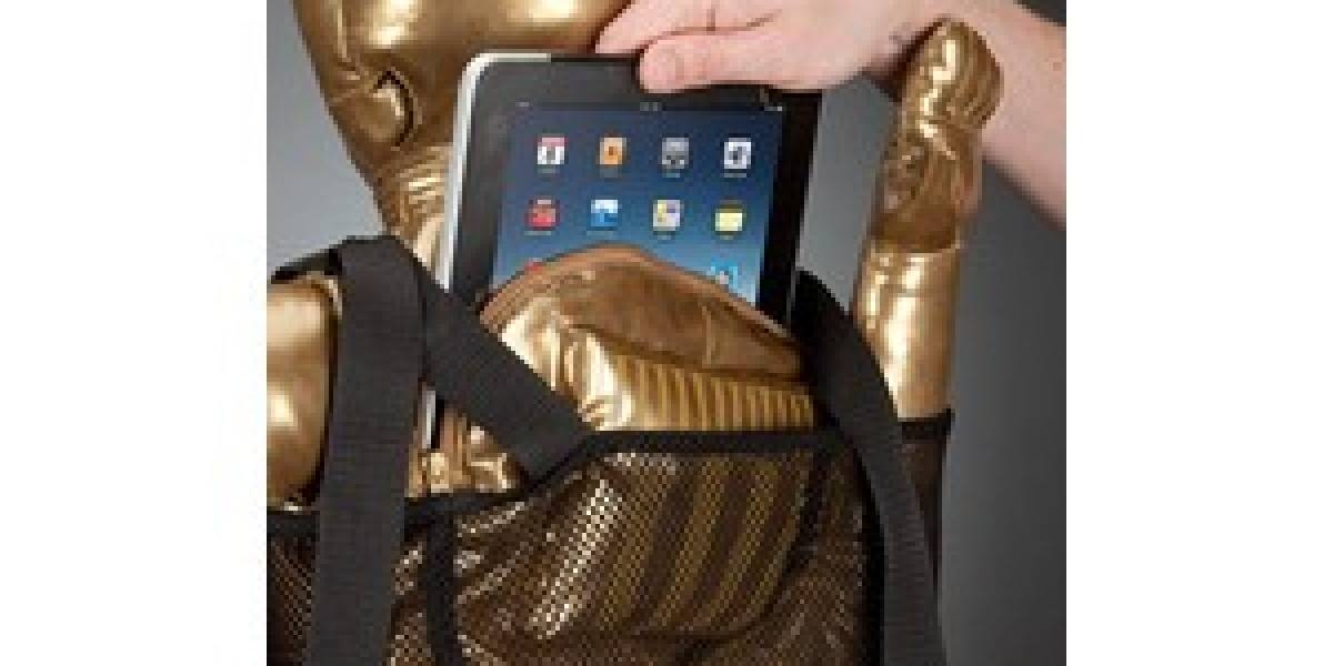 Deja que C-3PO guarde tu iPad
