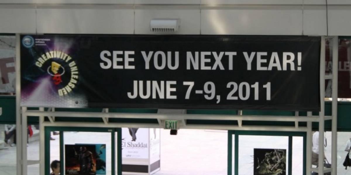 Comienzan los registros para el E3 2011