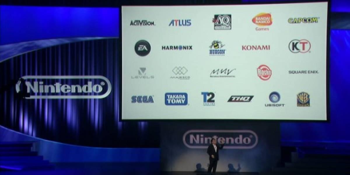 La lista completa de juegos en desarrollo para 3DS [E3 2010]