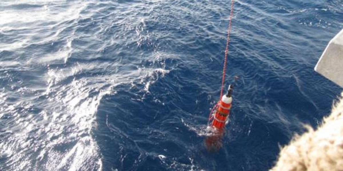 Robot submarino genera su propia energía