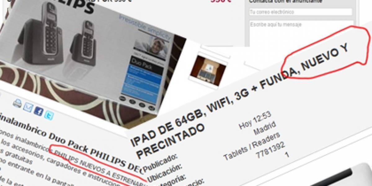 Estudio: El 10% de los españoles revenderá sus regalos navideños por internet