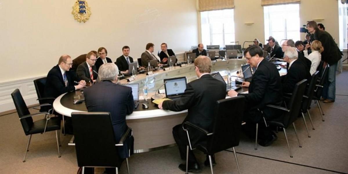 e-Cabinet o reuniones de gabinete de Ministros siglo XXI