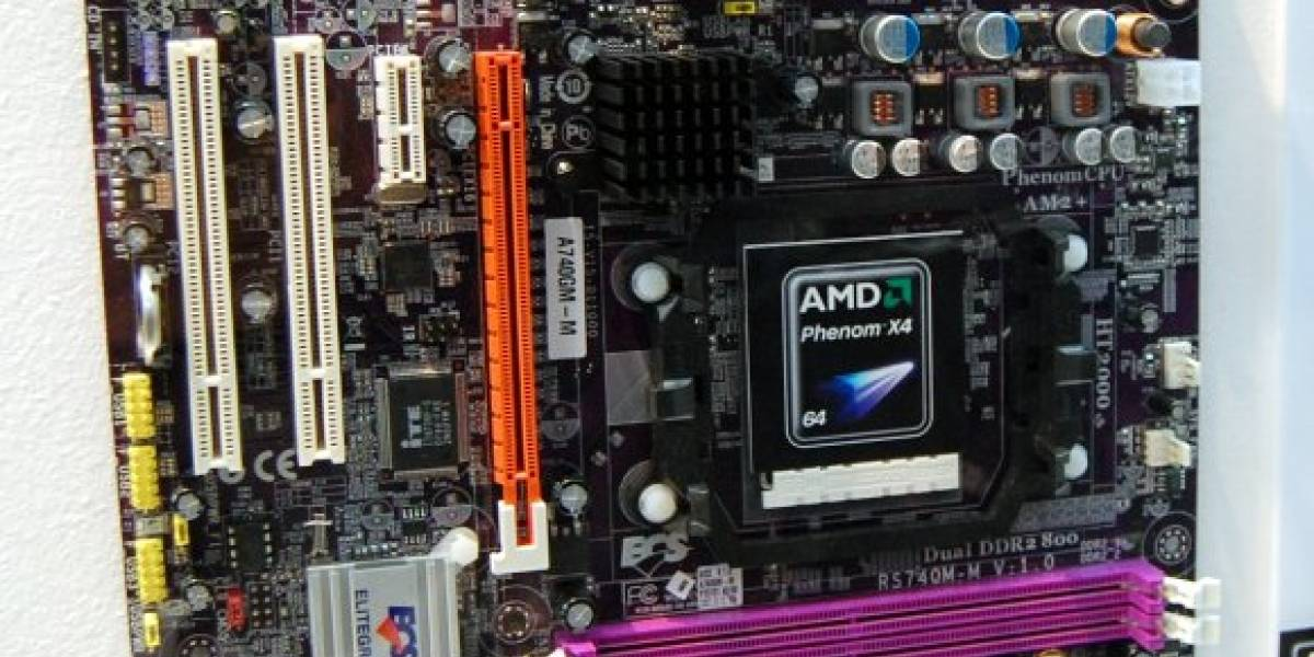 Nuevas placas basadas en AMD