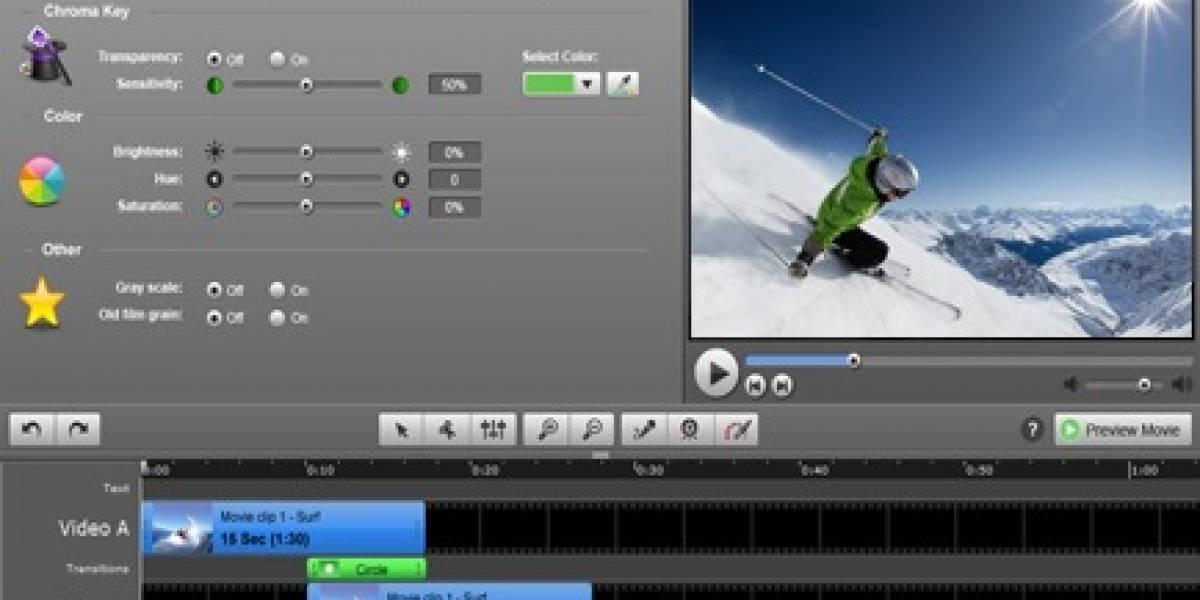 RIM adquiere el editor de videos JayCut