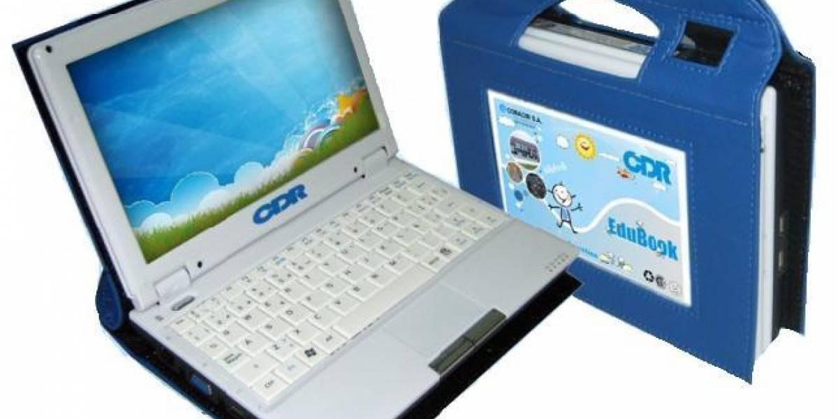 Argentina: Lanzan una netbook educativa con componentes de fabricación local